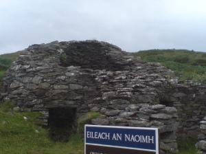 Beehive on Eileach an Naoimh