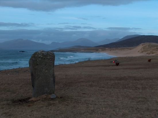 Standing Stone, Isle of Harris, Outer Hebrides