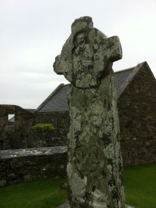 High cross, Isle of Oronsay