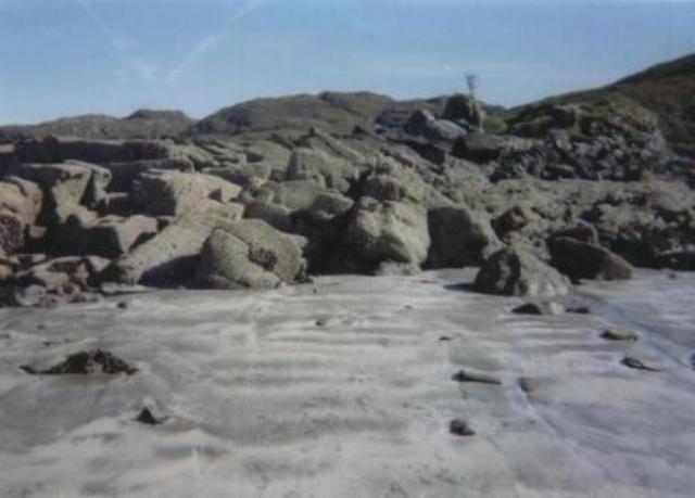 Achadh na Cloiche, Isle of Skye. Dieses Photo von mir wurde 2004 in der Young Scot Photography Competition preisgekrönt.