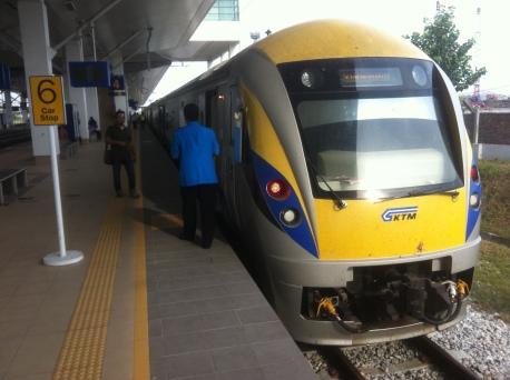 Butterworth to Kuala Lumpur