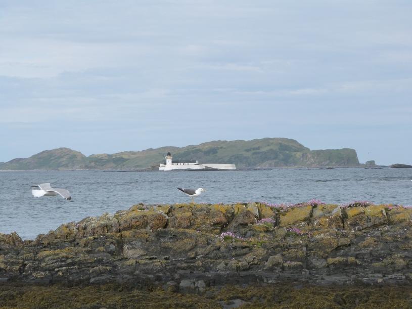 In den Garvellach Inseln, Argyll, Schottland