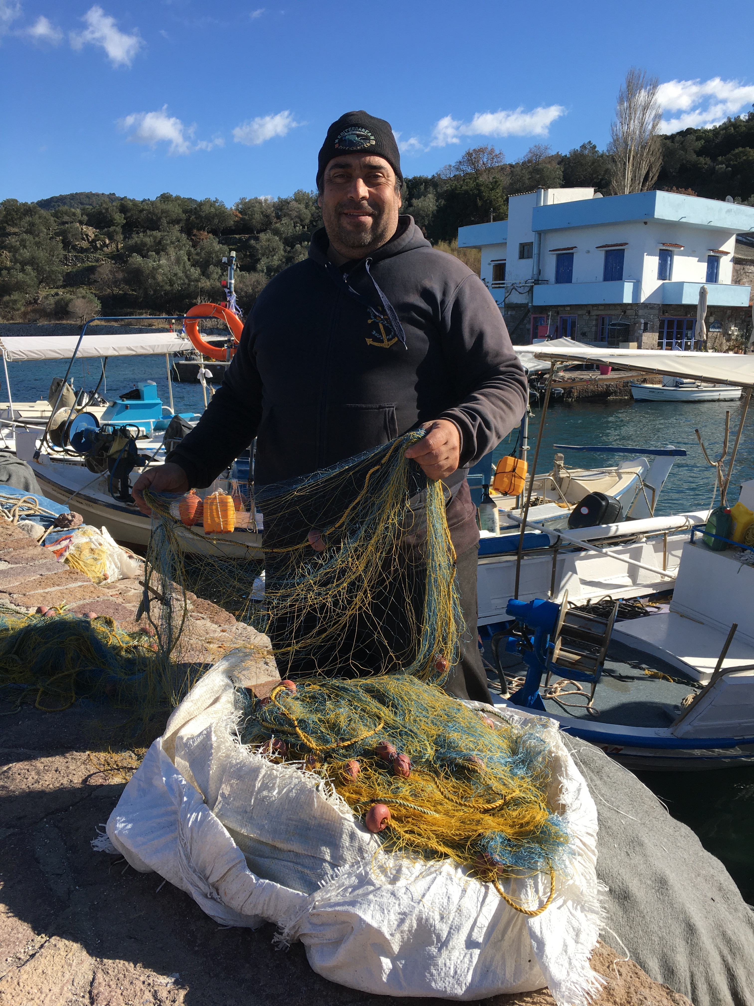 Fisherman Kostas
